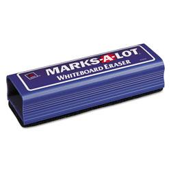 Avery MARKS A LOT Dry Erase Eraser, Felt, 6 1/4w x 1 7/8d x 1 1/4h