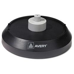 Avery CD/DVD Label Applicator, Black