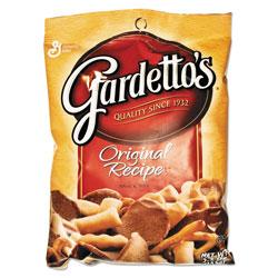 General Mills Gardetto's Snack Mix, Original Flavor, 5.5 oz Bag, 7/Box