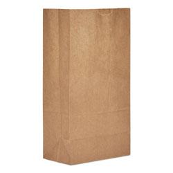 Paper Bags & Sacks Grocery Paper Bags, 50 lbs Capacity, #5, 5.25 inw x 3.44 ind x 10.94 inh, Kraft, 500 Bags