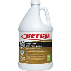 Betco Floor Cleaner, Foaming, Neutral pH, 1 Gallon