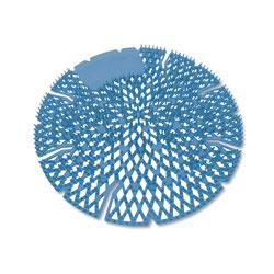Big D Diamond 3D Urinal Screen, Mountain Air, Blue, 10/Pack, 6 Pack/Carton