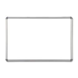 Balt Magnetic Dry Erase, 4' x 6 ', Aluminum Frame