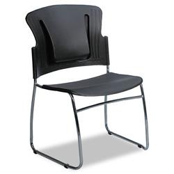 Balt Black Reflex Stack Chair