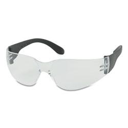 Bouton Zenon Z12 Polycarbonate Safety Glasses, Anti-Scratch, Clear Lens