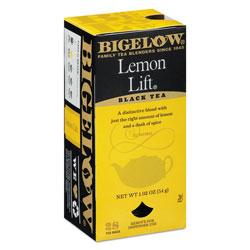Bigelow Tea Company Lemon Lift Black Tea, 28/Box