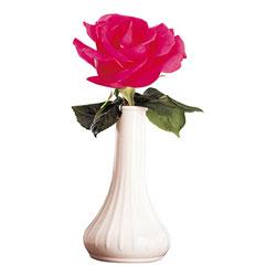 Cambro Bud Vase 6 in White