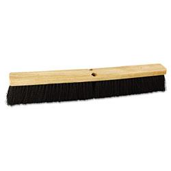 Boardwalk Floor Brush Head, 24 in Wide, Polypropylene Bristles