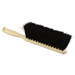 Boardwalk Counter Brush, Tampico Fill, 8 in Long, Tan Handle