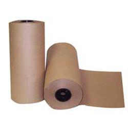 Boardwalk Kraft Roll Paper, 18 in x 765 ft, Brown