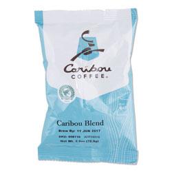 Caribou Coffee® Caribou Blend Ground Coffee, 2.5 oz, 18/Carton