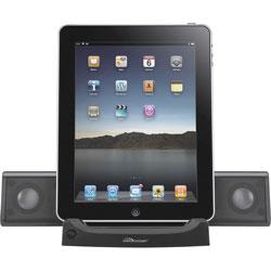 Compucessory Universal Tablet Sound Systems, 4-Watt, Black