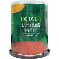 Compucessory DVD-R, 700MB, 80Min, 100/PK
