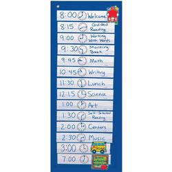 Carson Dellosa Scheduling Pocket Chart