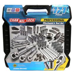 Channellock 171 Pc. Mechanic' S Tool Set