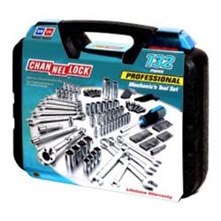 Channellock 132 Pc. Mechanic' S Tool Set