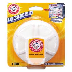 Arm & Hammer® Fridge Fresh Baking Soda, Unscented, 8/Carton