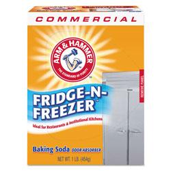 Arm & Hammer® Fridge-n-Freezer Pack Baking Soda, Unscented, 16 oz, Powder