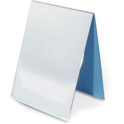 Chenille Kraft Self Portrait Mirror, 2mm Thick, 7-7/8 in x 11 in, Dbl-Side, CL