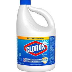Clorox Bleach, 121oz., Clear