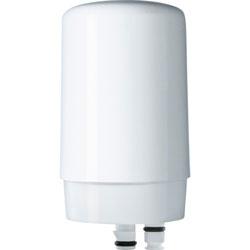 Clorox Faucet Replacement Filter, 2-3/10 inWx2-3/10 inLx4-3/10 inH, WE
