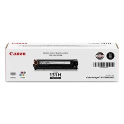 Canon 6273B001 (CRG-131) High-Yield Toner, 2400 Page-Yield, Black