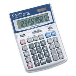 Canon HS-1200TS Desktop Calculator, 12-Digit LCD