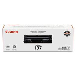 Canon 9435B001 (137) Toner, 2400 Page-Yield, Black