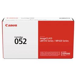 Canon 2199C001 (052) Toner, 3,100 Page-Yield, Black
