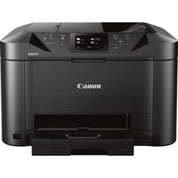 Canon Wireless Printer, All-in-One, 600 x 1200 DPI, Black