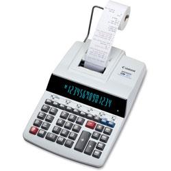 Canon Desktop Printing Calculator, 14-Digit, Gray