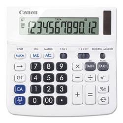 Canon TX-220TSII Portable Display Calculator, 12-Digit, LCD
