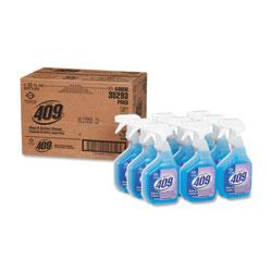 Formula 409 Glass & Surface Cleaner, Spray, 32 oz, 9/Carton