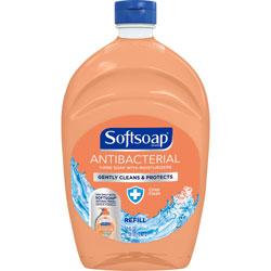 Colgate Palmolive Liquid Hand Soap, Antibacterial, Crisp Clean