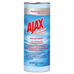 Ajax Oxygen Bleach Powder Cleanser, 21oz Canister