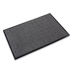 Ludlow Composites Walk-A-Way Indoor Wiper Mat, Olefin, 36 x 60, Gray