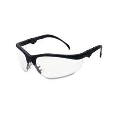 Crews Klondike Magnifier Glasses, 1.5 Magnifier, Clear Lens