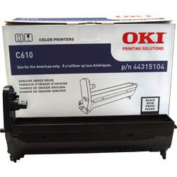 Okidata 44315104 LED Imaging Drum - Black