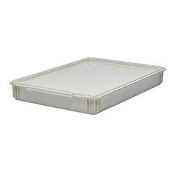 Cambro Pizza Dough Box 18 in X 26 in X 3 in White