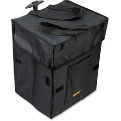dbest Bigger Smart Cart, 14 in x 20 in x 12-4/5 in, Black