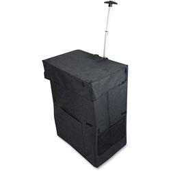 dbest Jumbo Smart Cart, 14 in x 29 in x 19-4/5 in, Black