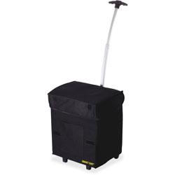 dbest Smart Cart, 13 in x 11 in x 17 in, Black