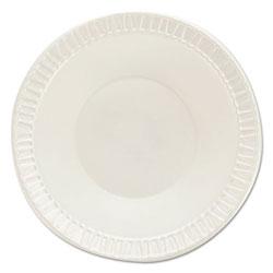 Dart Quiet Classic Laminated Foam Dinnerware, Bowls, 3.5-4 oz, White, 125/PK, 8PK/CT