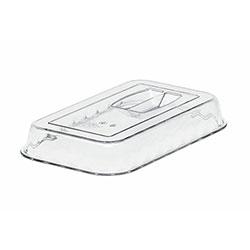 Cambro Cover for Cambro 2 Quart Deli Crock DC5 Clear