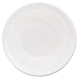 Dart Quiet Classic Laminated Foam Dinnerware, Bowls, 5-6 Oz, White, Round, 125/Pack