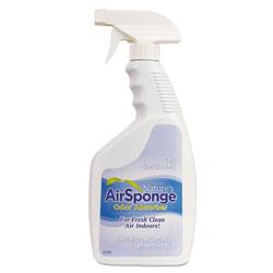 Nature's Air Sponge Odor Absorber Spray, Fragrance Free, 22 oz Spray Bottle, 12/Carton
