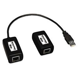 Tripp Lite CAT5/5e/6 Extender Kit, USB 1.1, TAA Compliant