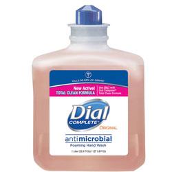 Dial Complete® Foam Hand Soap Refill, 1000ml, Orange