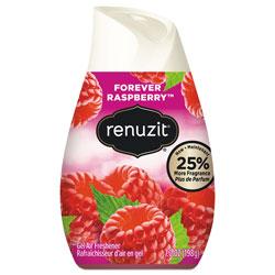 Dial Adjustables Air Freshener, Forever Raspberry, 7 oz Solid, 12/Carton