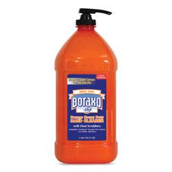 Boraxo by Dial Orange Heavy Duty Hand Cleaner, 3 Liter Pump Bottle, 4/Carton